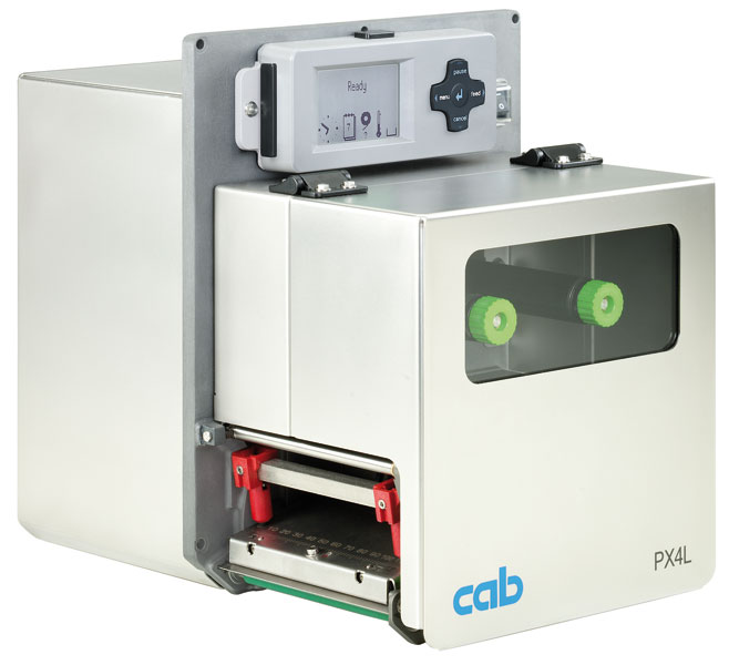 PX print module   label print engine   cab